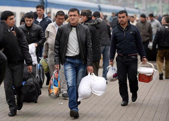 Миграции человека