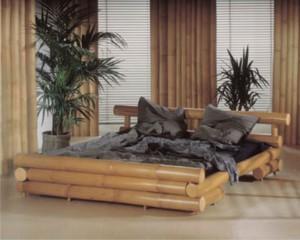 Бамбук в декорировании помещений