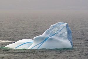 О путешествиях айсбергов