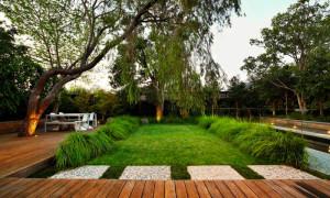 Ландшафтный дизайн, создание и особенности