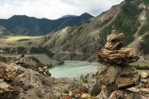 Обзорное путешествие по Алтаю
