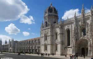 Легендарный монастырь Жеронимуш в Португалии