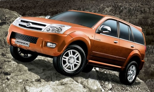 Китайские автомобили на российском рынке
