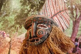 В чем таинство африканской маски?