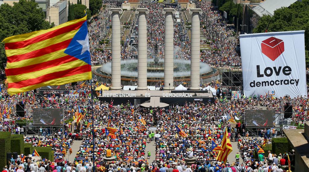 Начало глубокого кризиса в Испании