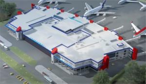 Аэропорт «Храброво»