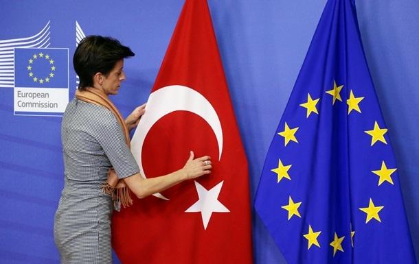 Почему Европарламент сократил финансовую помощь Турции?