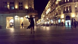 Ночная жизнь Баку