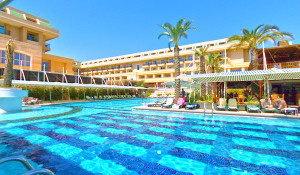 Hotel Crystal de Luxe Resort SPA Kemer