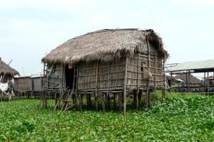 Традиционное азиатское бунгало