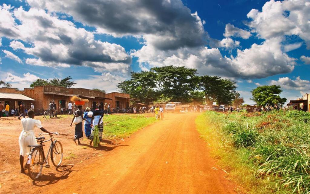 Путешествие в Энтеббе