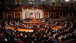 Работа государственных учреждений и бюджетной сферы США приостановлена