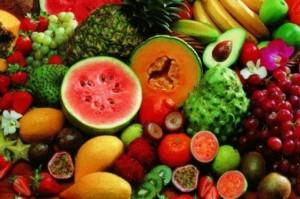 Экзотические овощи, фрукты, и правильное питание человека