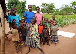 Матриархат: социальная организация семьи в Центральной Африке