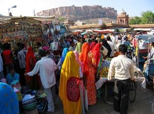 Мэйн базар Дели