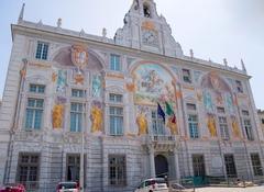 Палаццо Сан-Джорджо, где появился первый банк в Мире