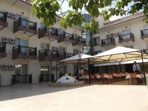 Отель Rios Beach в Бельдиби