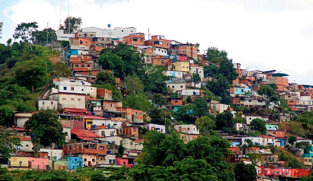 Опасные места для туристов: Каракас