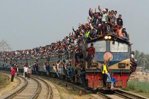 Транспорт в Бангладеш