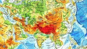 Что собой представляет Евразия?