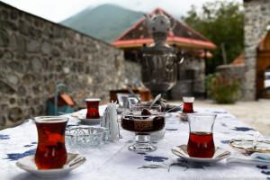 Чай в Баку