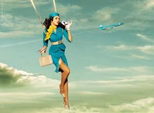 Международный день бортпроводника гражданской авиации
