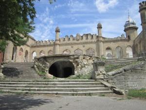 Усадьба Курисов под Одессой