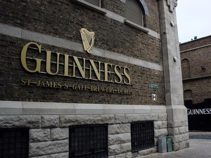 Музей Guinness в Дублине