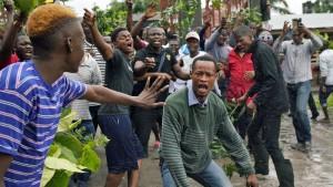 Неудачный государственный переворот в Габоне
