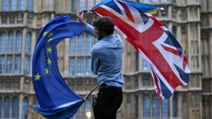 Brexit стал основной проблемой внутренней политики Великобритании