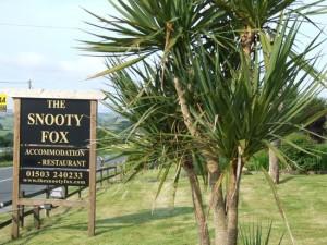 Отель «Snooty Fox» в Looe