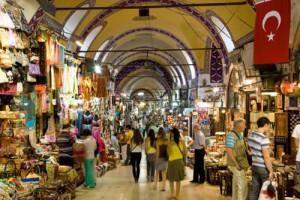 Посещение рынков и шопинг в Турции