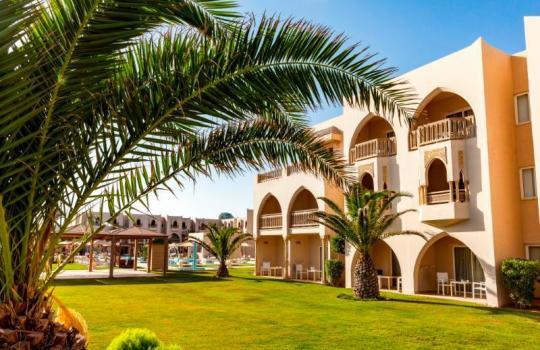 Отель Palm Beach Palace Sensimar