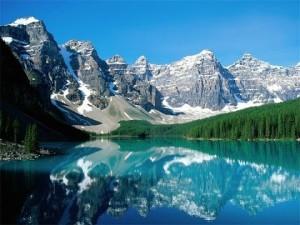 Основные водные артерии Северной Америки