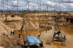 Природные зоны, рельеф, полезные ископаемые Южной Америки