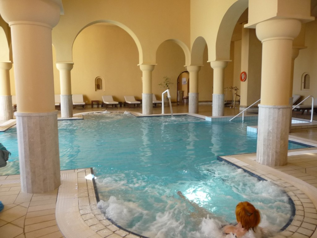 Отель Movenpick Ulysse Palace and Thalasso