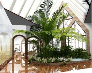 Проектирование и дизайн зимнего сада