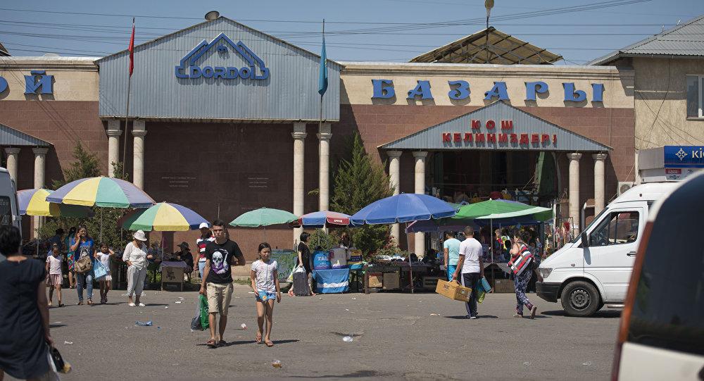 Рынок «Дордой»