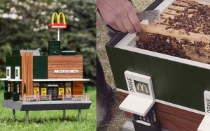 McDonald's для пчел