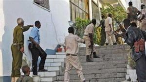 В Сомали возле аэропорта прогремел взрыв