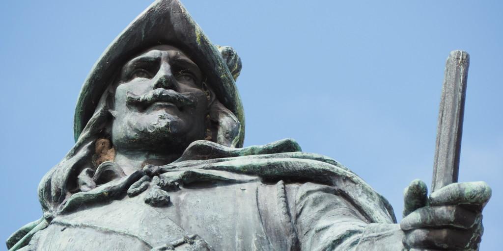 Памятник Шамплен в Орильо