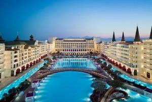 Турецкие отели не планируют отказываться от системы «все включено»