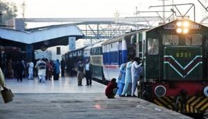 Поезд Samjhauta Express