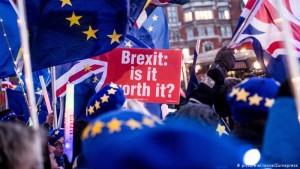 В США поддерживают идею жесткого Brexit