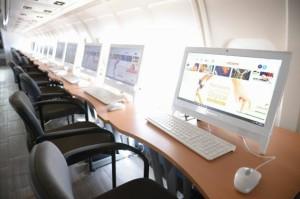 В Мексике Боинг 727 превратился в библиотеку