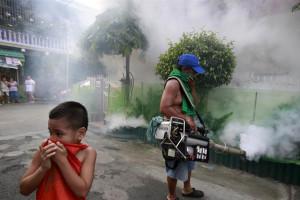 На Филиппинах объявили национальную эпидемию лихорадки