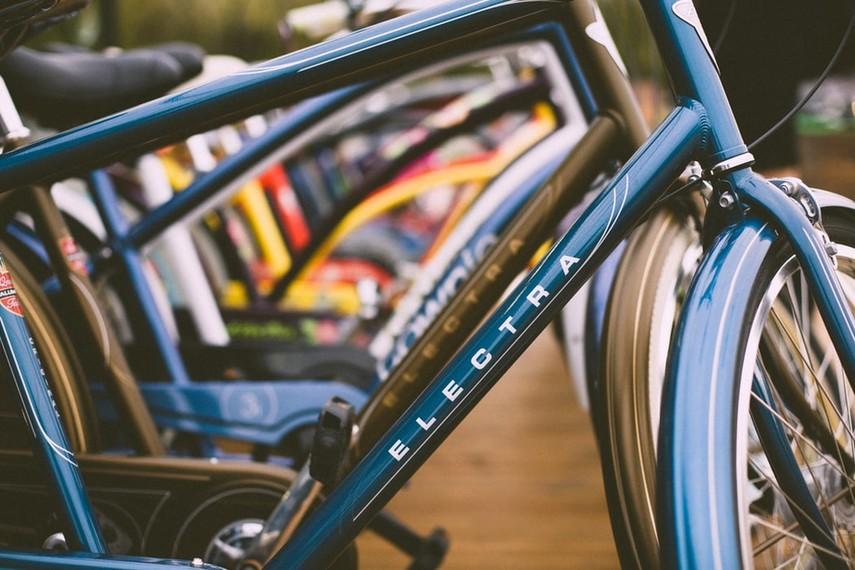 Самый большой в Мире велопаркинг построили в Нидерландах
