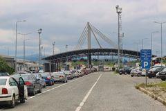 Во время пересечения границы между Боснией и Герцеговиной и Хорватией, пострадало 18 мигрантов