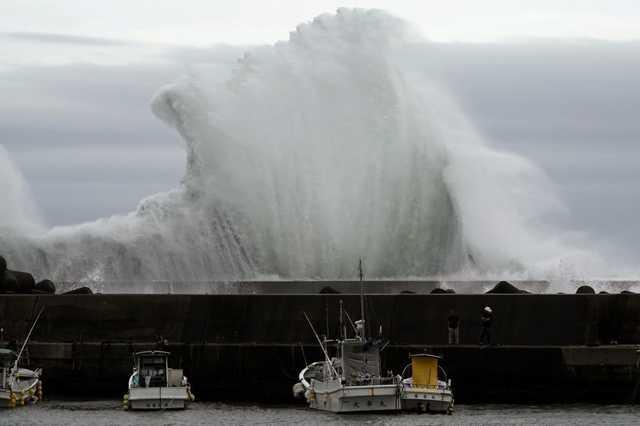 В результате тайфуна Хагибис в Японии, по крайней мере, 5 погибших и 15 пропавших без вести