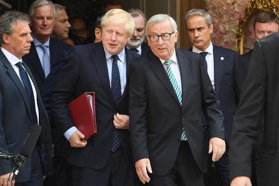 Brexit: Великобритания и Евросоюз договорились о новой сделке